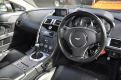 Aston Martin Vantage V8 2006 ipod upgrade 002