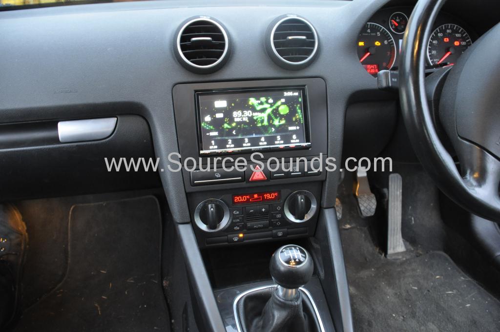 Audi A3 2004 Sony Screen