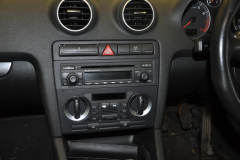 Audi A3 2004 screen upgrade 002