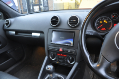 Audi A3 2004 screen upgrade 003