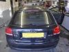 Audi A3 2007 reverse camera upgrade 002