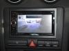 Audi A3 2007 reverse camera upgrade 004
