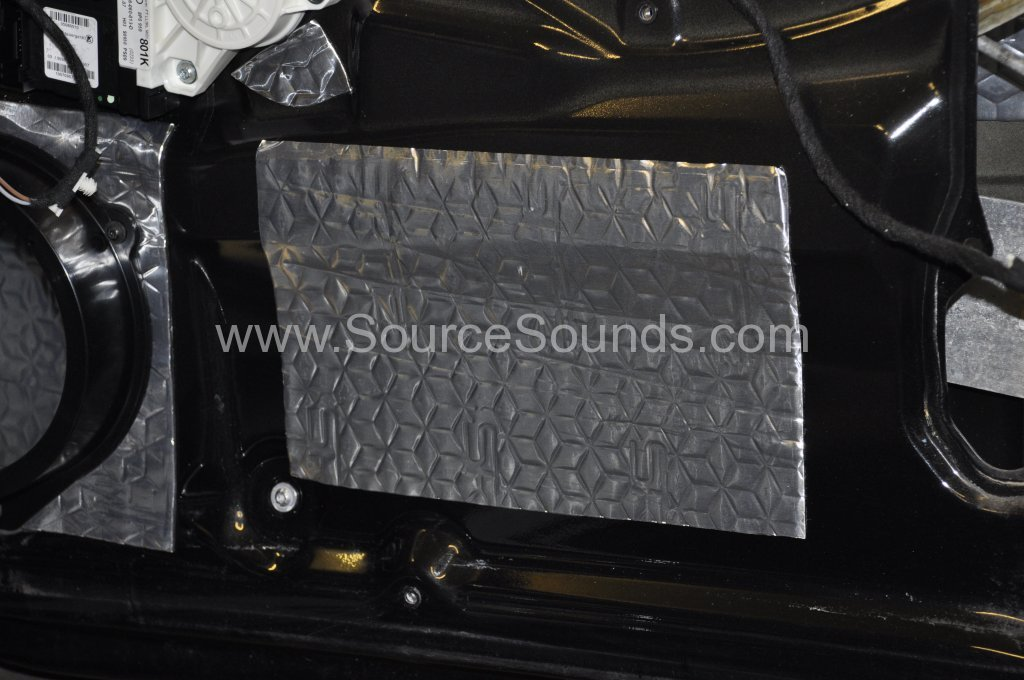 Audi A3 2007 sound proofing upgrade 006