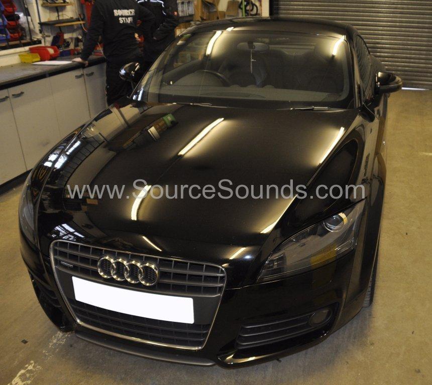 Audi A3 2010 screen upgrade 001