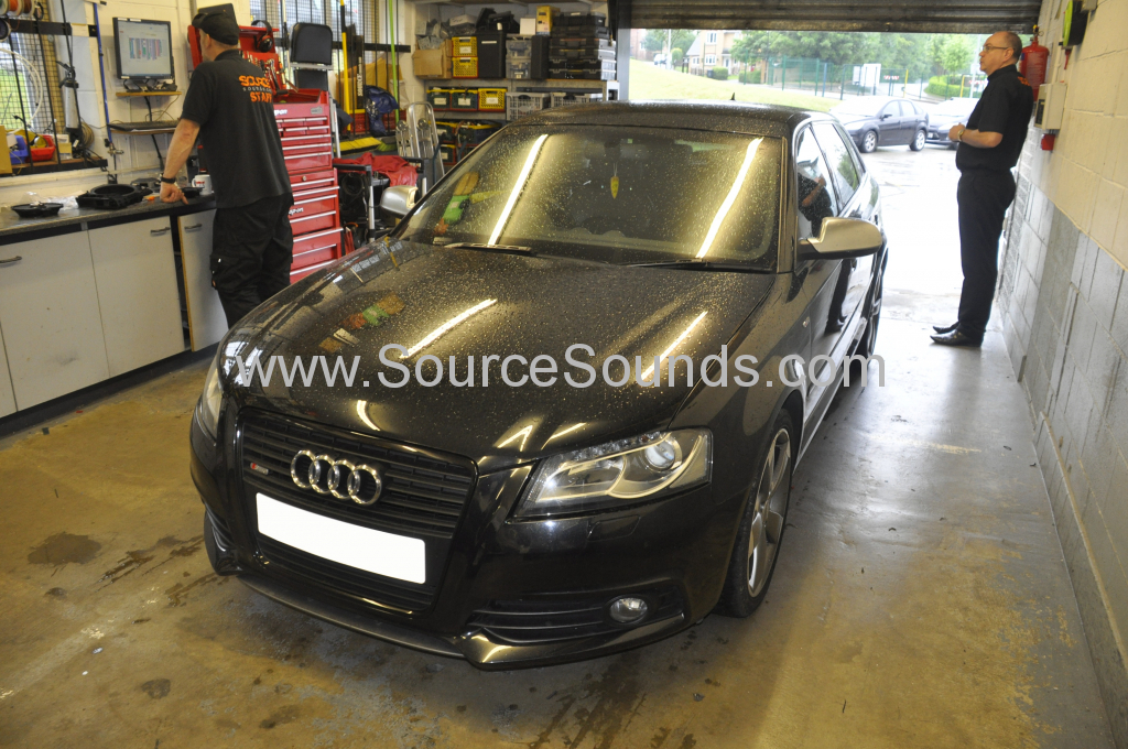 Audi A3 2011 navigation upgrade 001