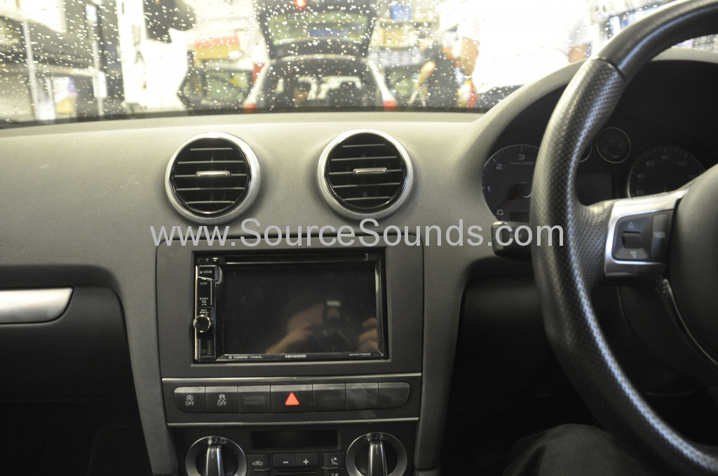 Audi A3 2011 navigation upgrade 002