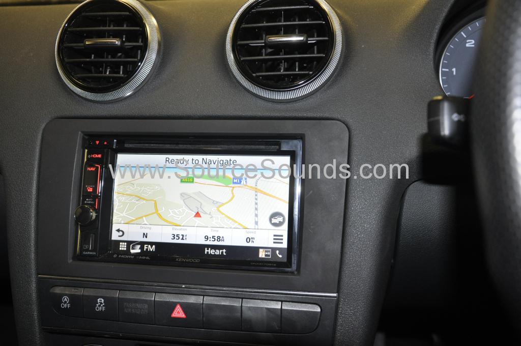 Audi A3 2011 navigation upgrade 006