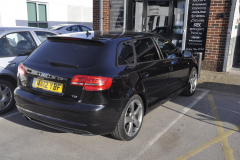 Audi A3 2012 DAB upgrade 002