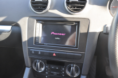 Audi A3 2012 DAB upgrade 003