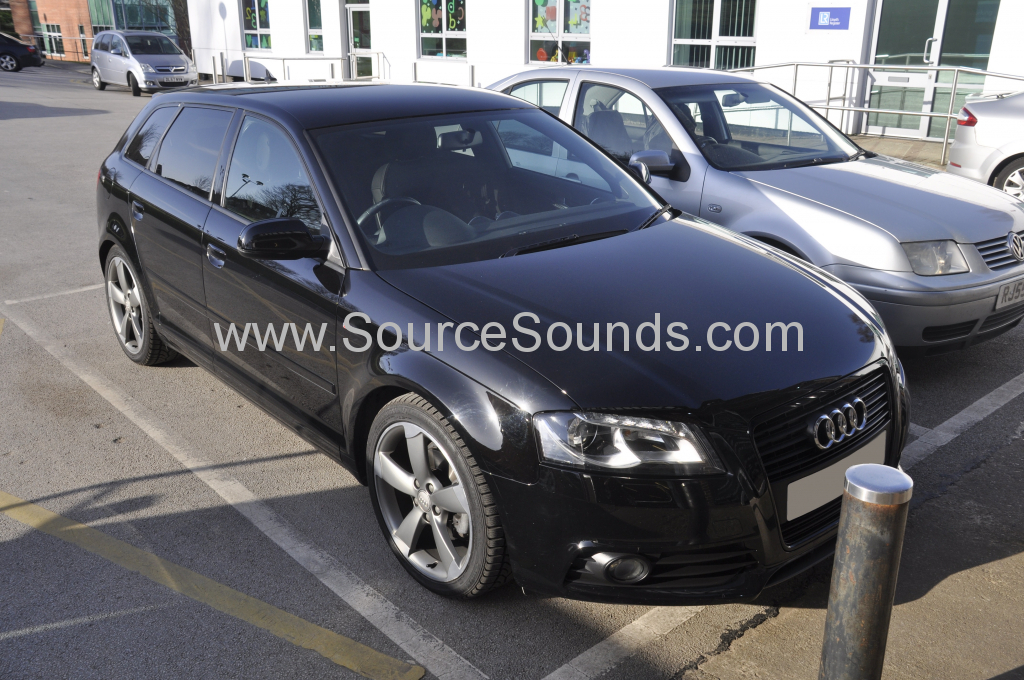 audi a3 2012 navigation upgrade source sounds. Black Bedroom Furniture Sets. Home Design Ideas