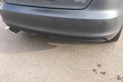 Audi A3 2016 front and rear sensors 006