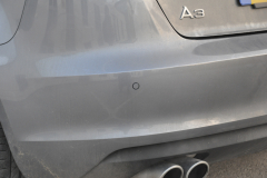 Audi A3 2016 front and rear sensors 007