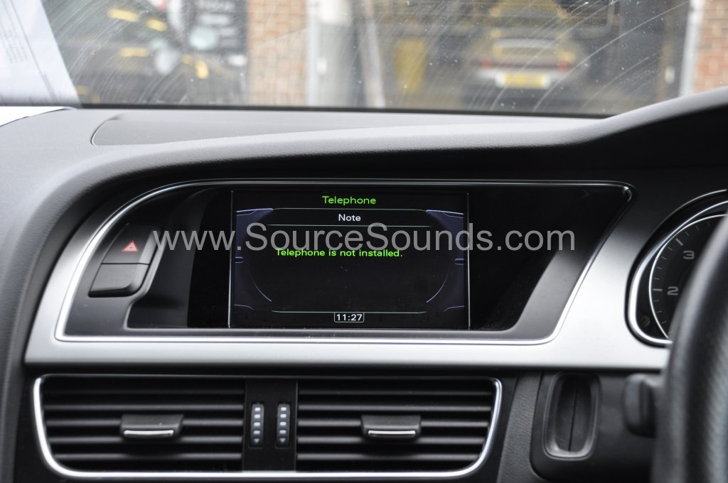Audi_A5_2010_bluetooth_upgrade - Source Sounds