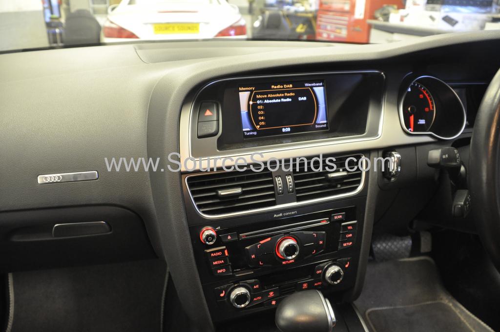 Audi A5 2014 Alpine style upgrade 003