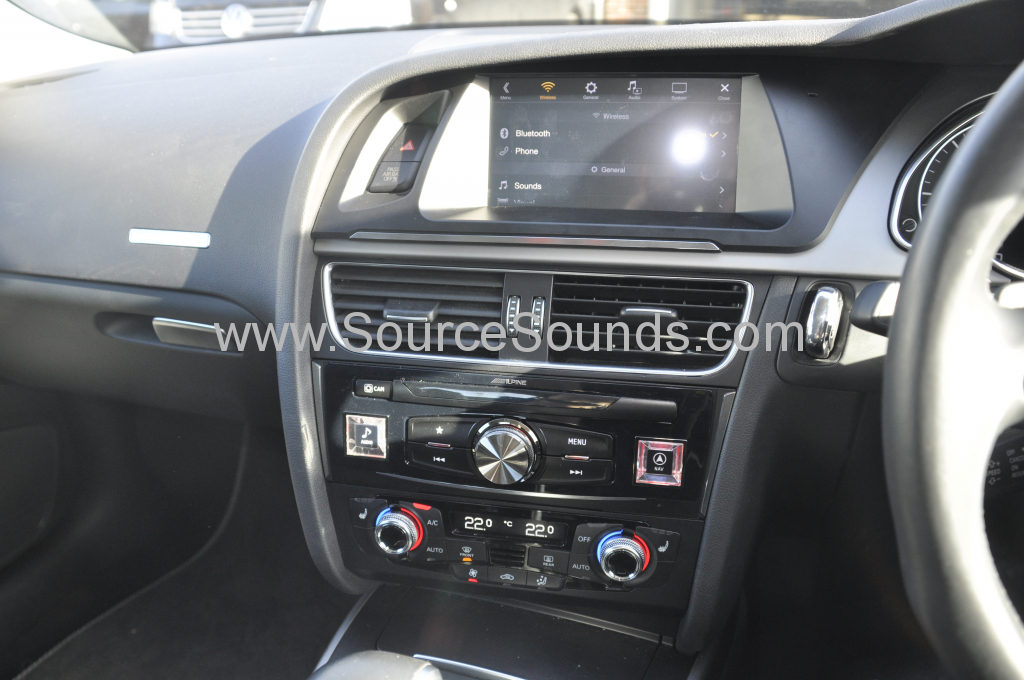 Audi A5 2014 Alpine style upgrade 004