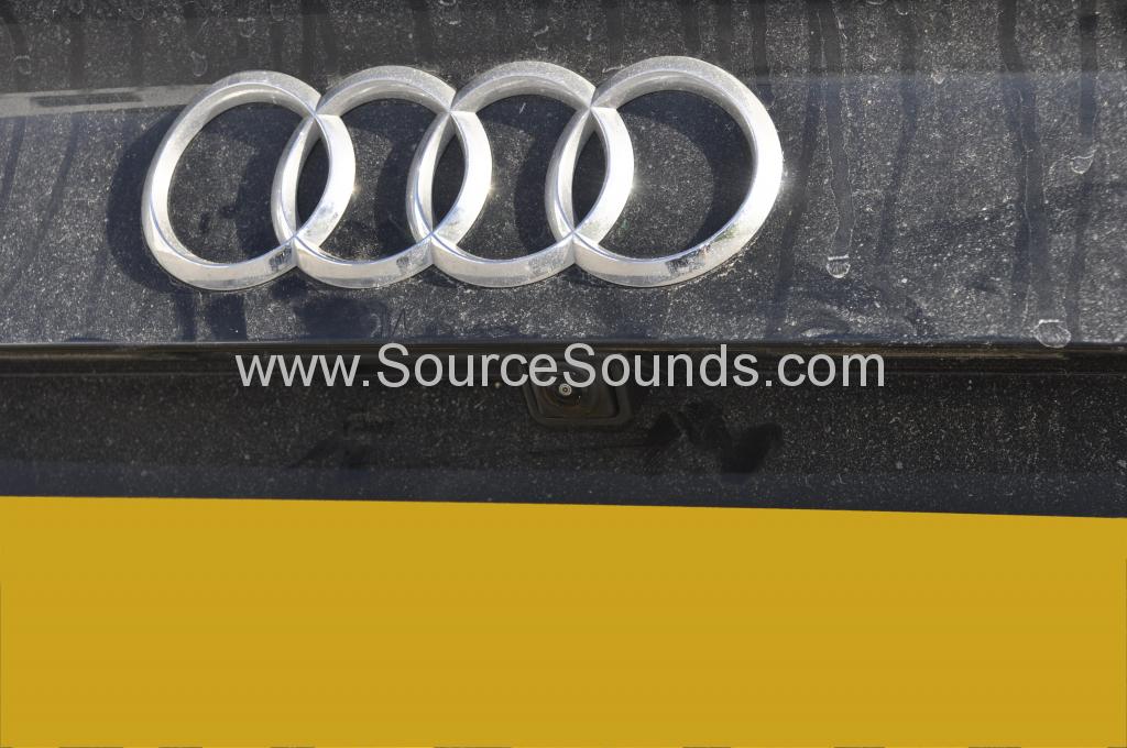 Audi A5 2014 Alpine style upgrade 005