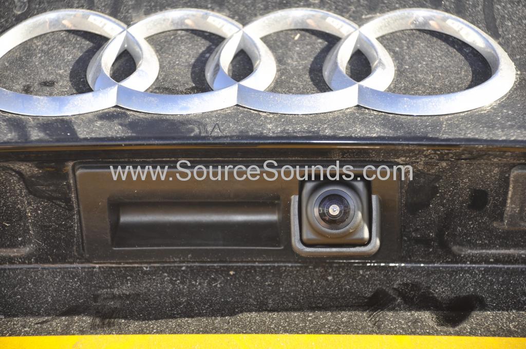 Audi A5 2014 Alpine style upgrade 007