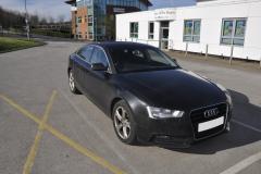 Audi A5 2014 Alpine style upgrade 001