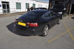 Audi A5 2014 Alpine style upgrade 002