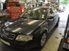 Audi A6 1999 DAB stereo upgrade 001