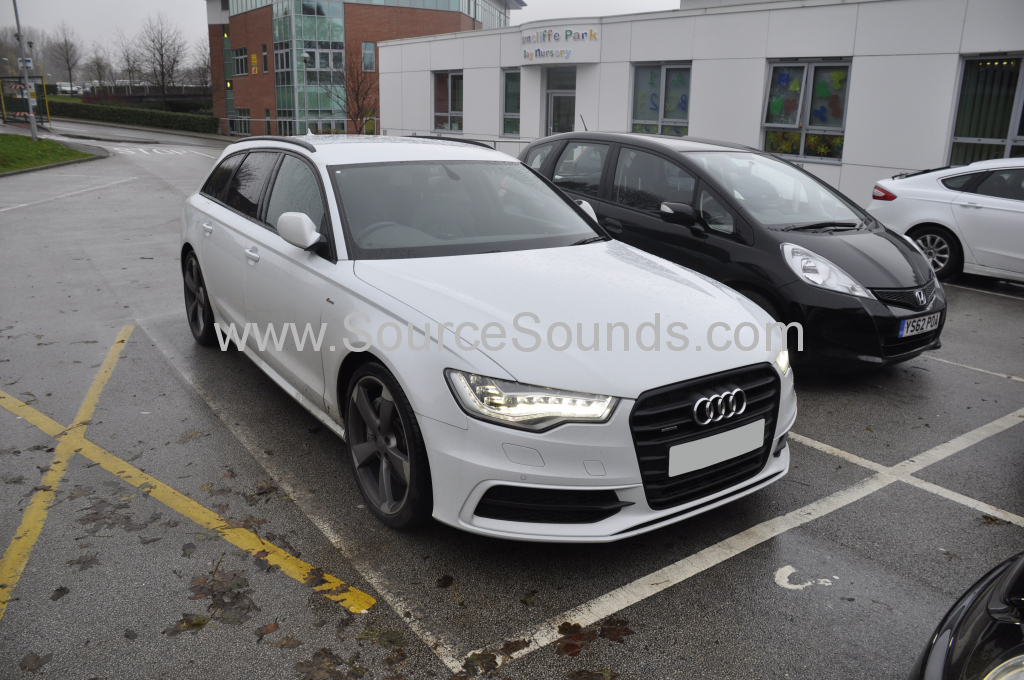 Audi-A6-2014-cheetah-c550-speed-camera-001
