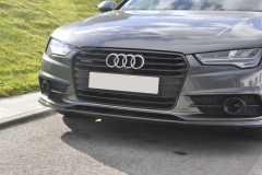 Audi A7 2015 GPS and laser upgrade 002