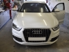 Audi Q3 2014 front parking sensor upgrade 001.JPG