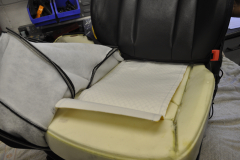 Audi Q5 heated seat upgrade 003