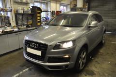 Audi Q7 2007 Asteroid Bluetooth Upgrade 001