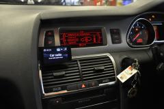 Audi Q7 2007 Asteroid Bluetooth Upgrade 002