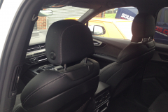 Audi Q7 2015 rear entertainment Rosen 002
