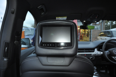 Audi Q7 2015 rear entertainment Rosen 003