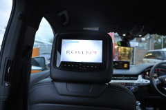 Audi Q7 2015 rear entertainment Rosen 004