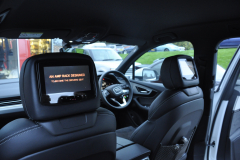 Audi Q7 2015 rear entertainment Rosen 006