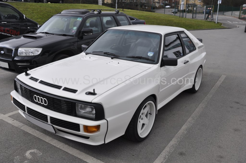 Audi Quattro security upgrade 001.JPG