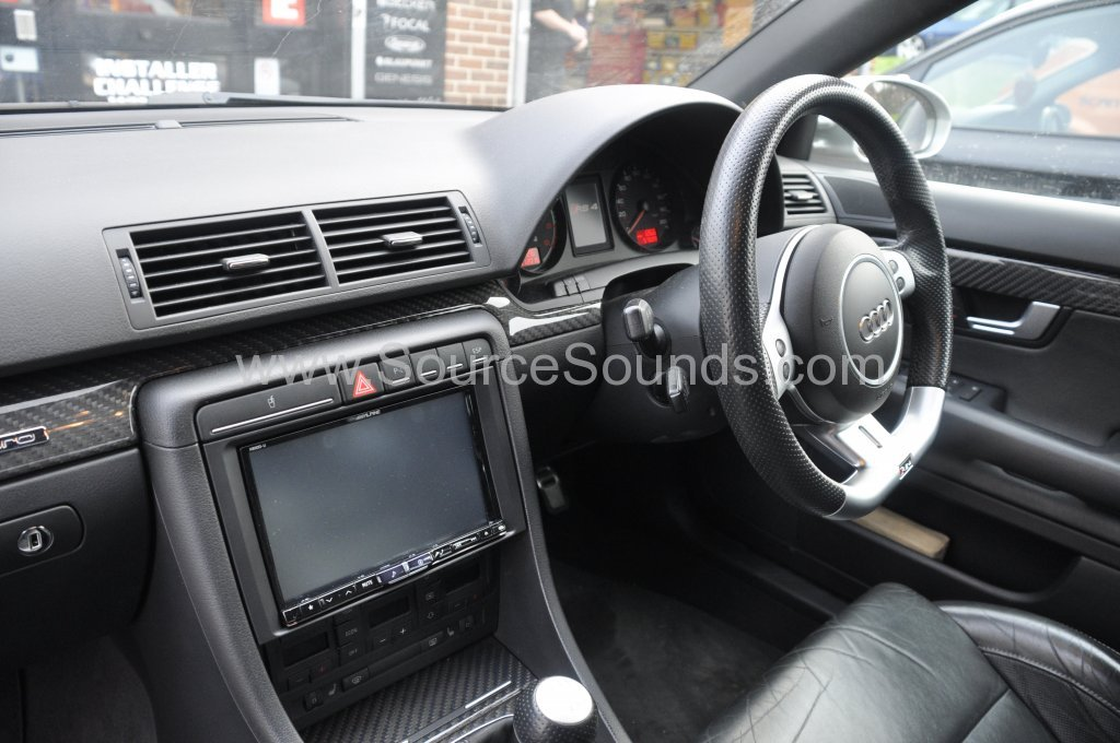 audi rs4 2006 navigation upgrade source sounds. Black Bedroom Furniture Sets. Home Design Ideas