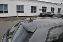 Audi S3 2003 DAB aerial upgrade 002