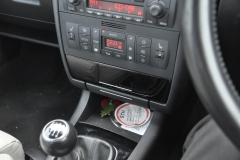 Audi S3 2003 DAB aerial upgrade 007