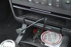 Audi S3 2003 DAB aerial upgrade 008