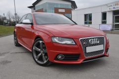 Audi S4 2009 alpine navigation upgrade 001