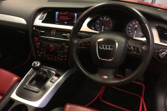 Audi S4 2009 alpine navigation upgrade 003
