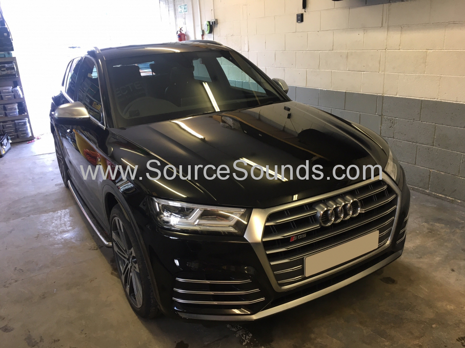 Audi SQ5 2017 Cheetah speed camera 001