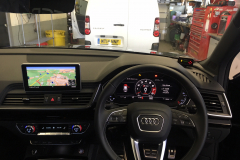 Audi SQ5 2017 Cheetah speed camera 003