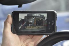 Audi TT 2007 miwitness camera 005
