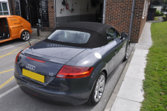 Audi TT 2009 DAB upgrade 002