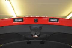 Audi TT 2009 reverse camera upgrade 004