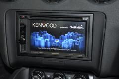 Audi TT 2009 reverse camera upgrade 005