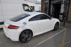 Audi TT 2015 audio upgrade 002