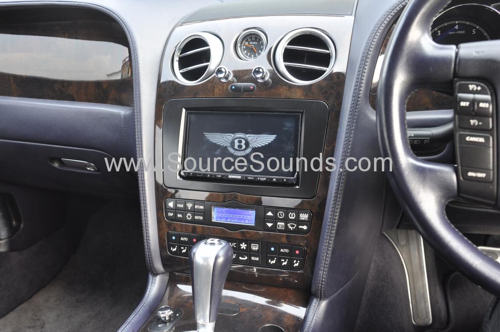 Bentley GT 2004 navigation upgrade 004