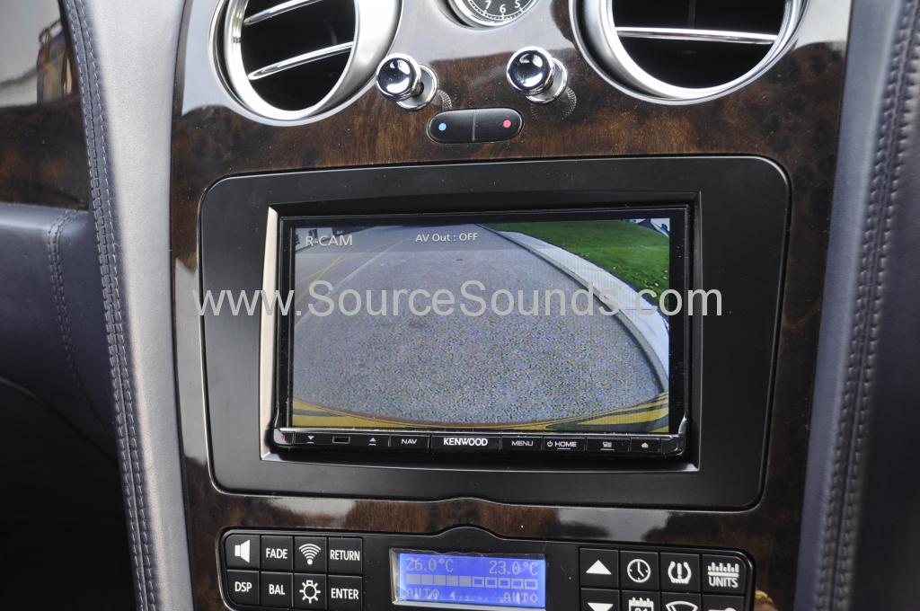 Bentley GT 2004 navigation upgrade 009